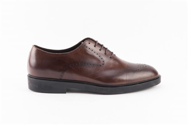FRATELLI ROSSETTI - Shoe with laces
