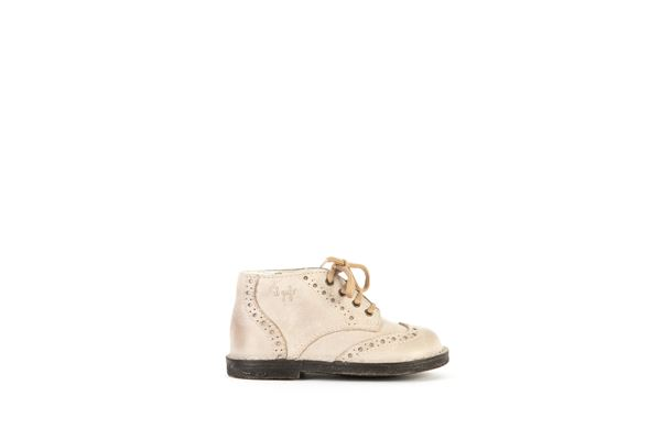 IL GUFO - Shoe with laces